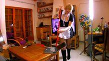 Femme de ménage se fait corriger brutalement